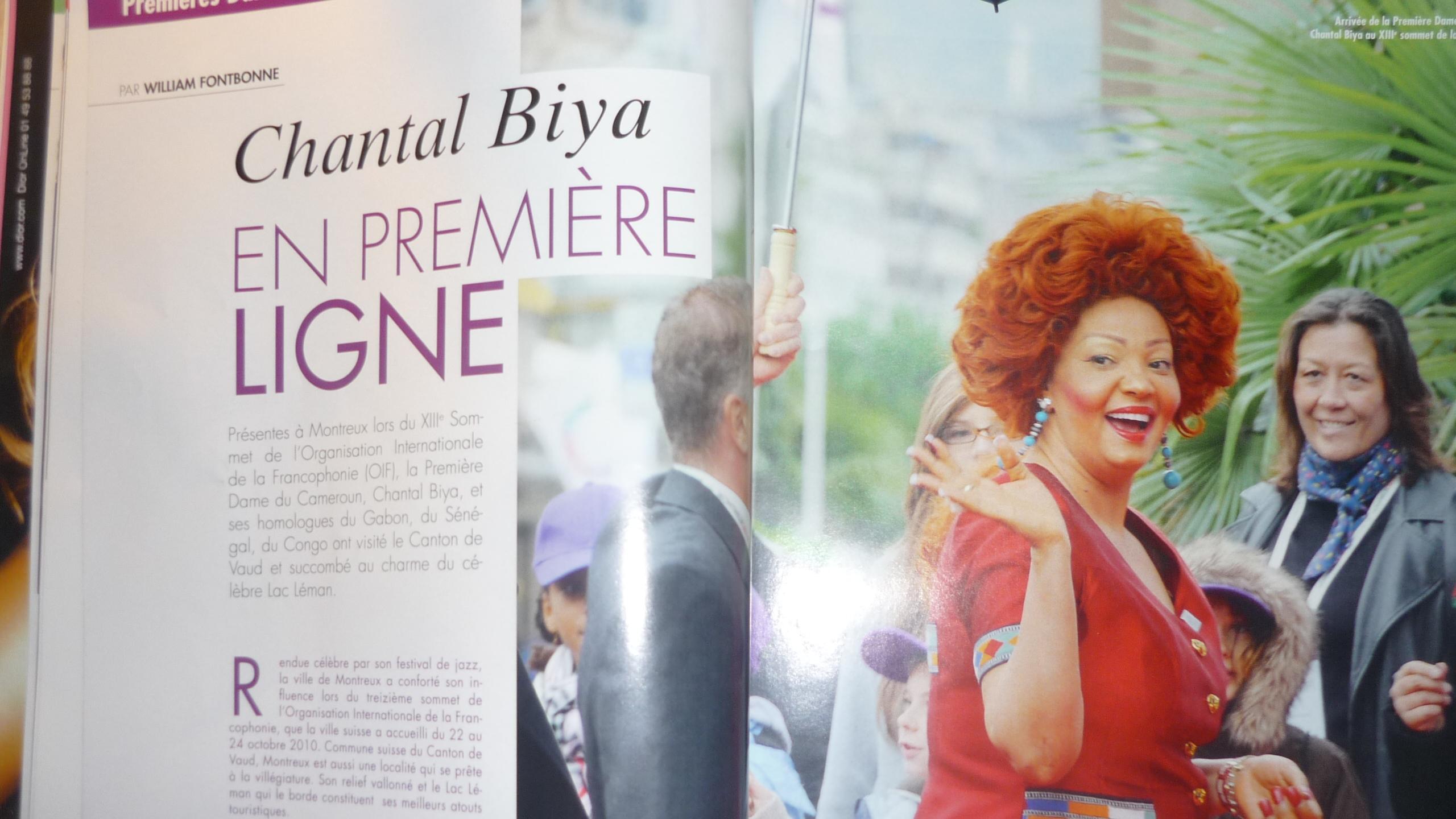 Chantal Biya