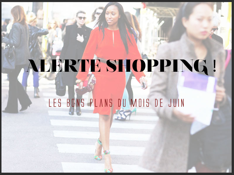 Alerte Shopping !