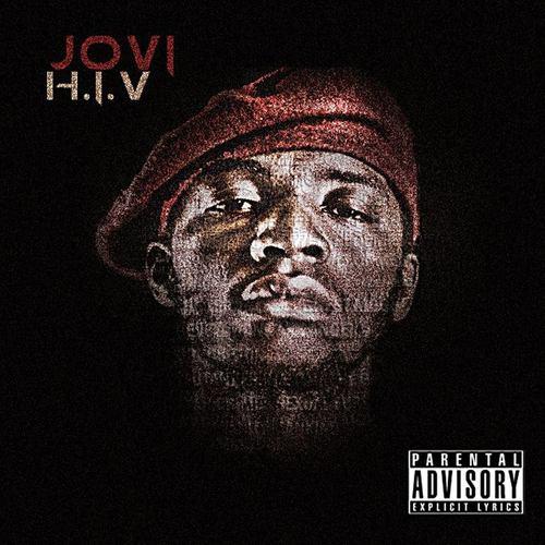 """Pochette """"HIV"""" par le rappeur Jovi"""