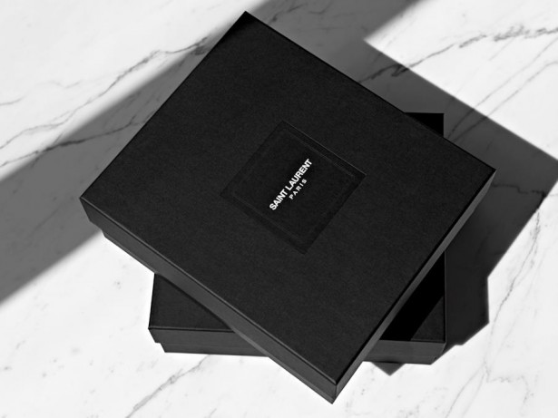Saint Laurent Paris Box