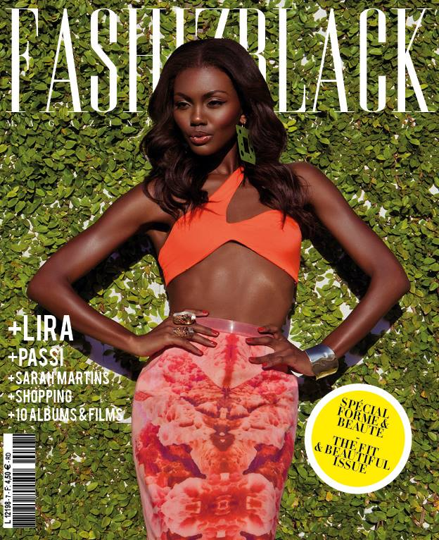 FASHIZBLACK MAGAZINE SUMMER ISSUE