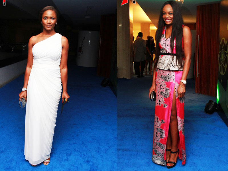mes 12 looks favoris la finale du concours elite model nigeria paola audrey